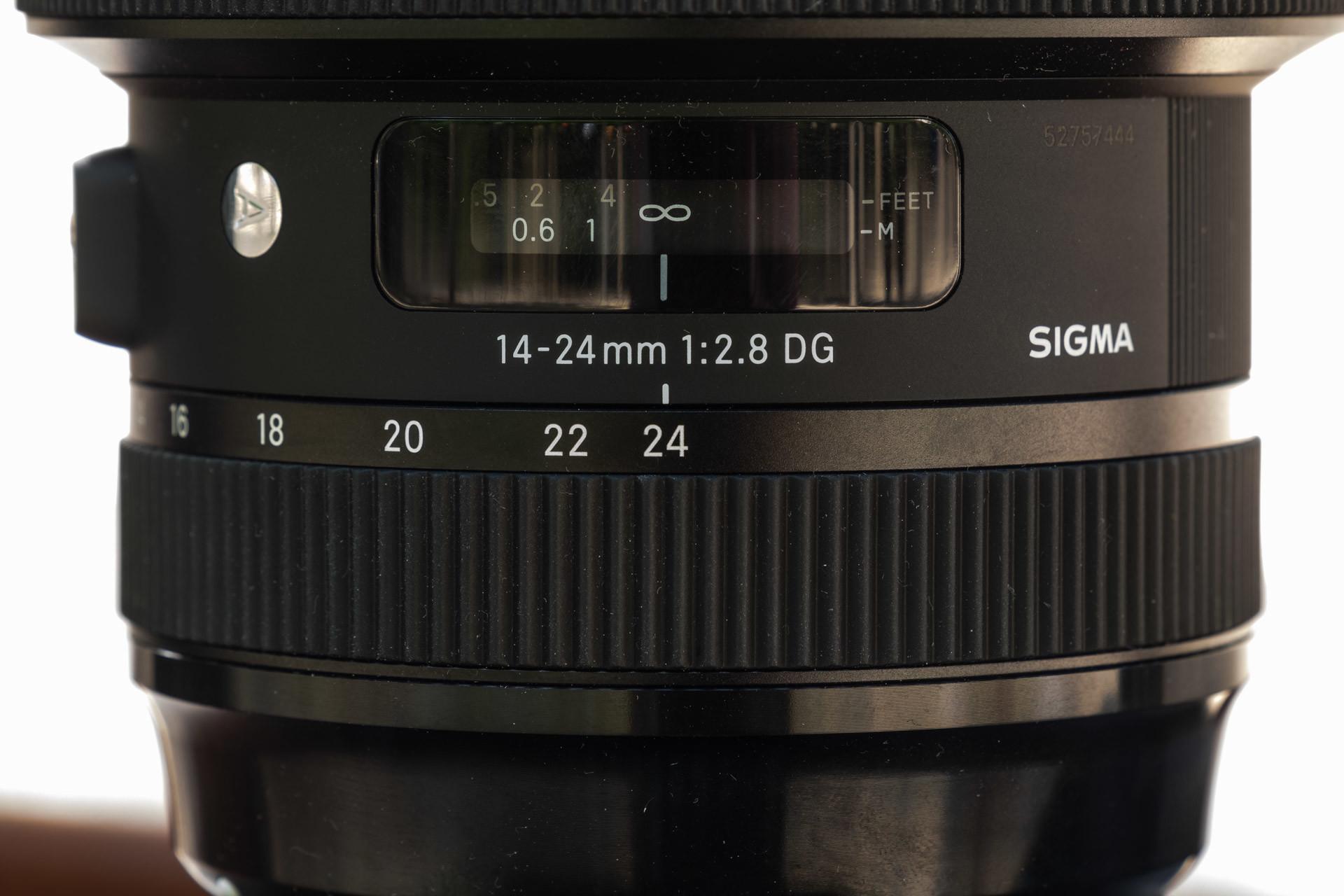 Foto de Sigma 14‑24mm F2.8 DG HSM Art (40/40)