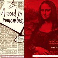 Estos 139 pósters desclasificados de la NSA parecen haber sido creados por el 'Gran Hermano'
