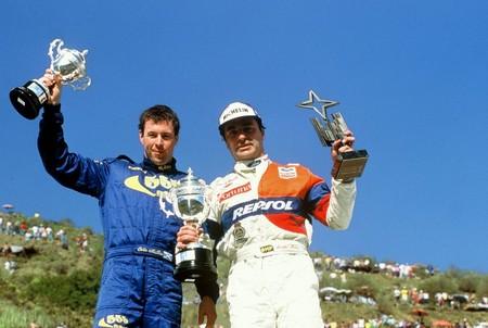 Mcrae Sainz Carrera De Campeones
