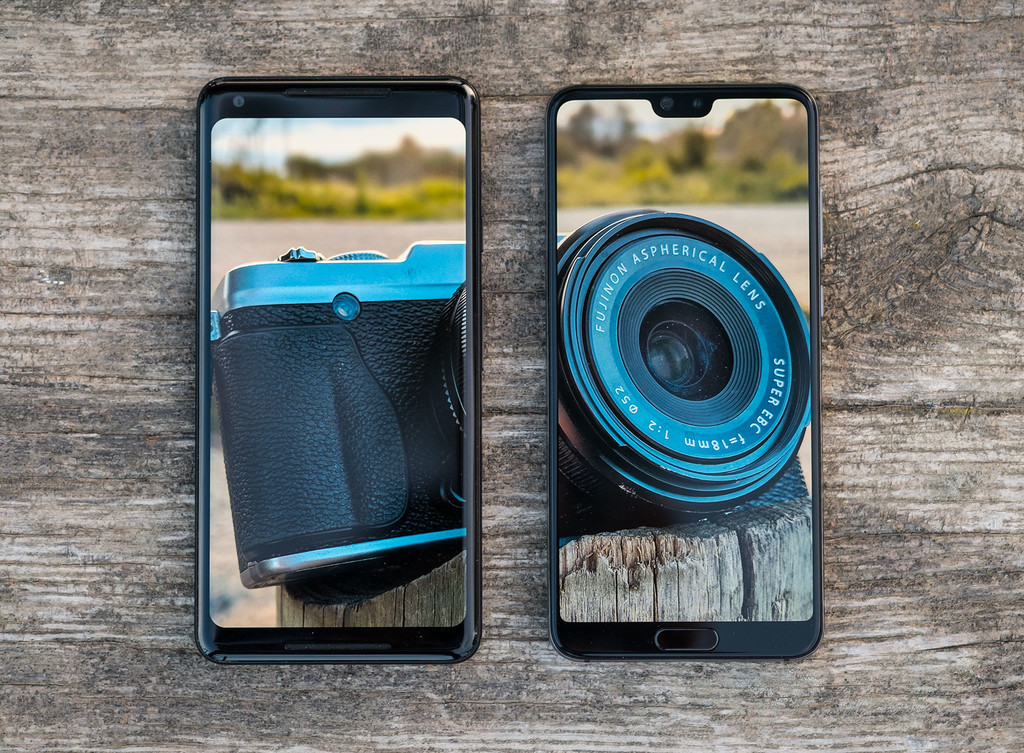 Comparativa fotográfica Pixel 2 XL vs Huawei™ P20 Pro