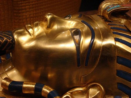 El tesoro de Tutankhamón regresa a Egipto