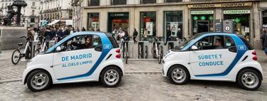 El carsharing ha llegado para quedarse, y en Madrid ya supera los 500.000 usuarios. ¿Para cuándo en otras ciudades?
