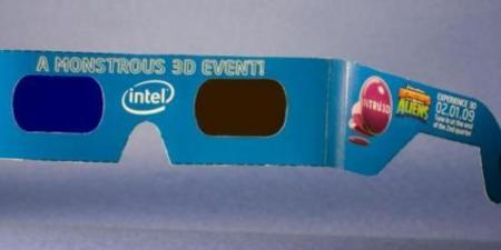 Gafas 3D SuperBowl