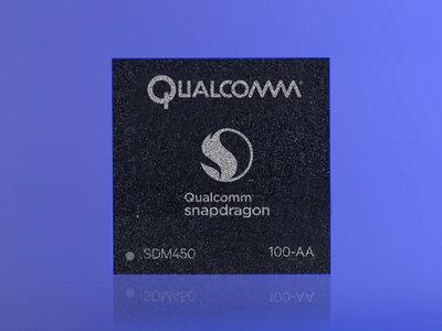 El nuevo chipset Snapdragon 450 lleva el soporte para la doble cámara a la gama baja