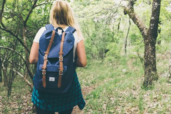 Como Viajar Solo Con Una Mochila De Mano