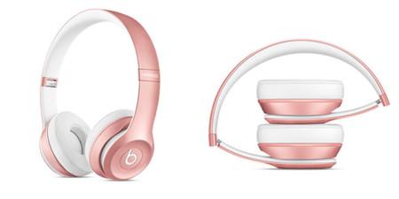 Beats Solo2 Rosa 2