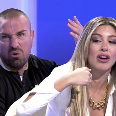 Oriana Marzoli pierde los papeles con la llegada de Rafa Mora a 'MyHyV' insinuando que se dedicó a la prostitución