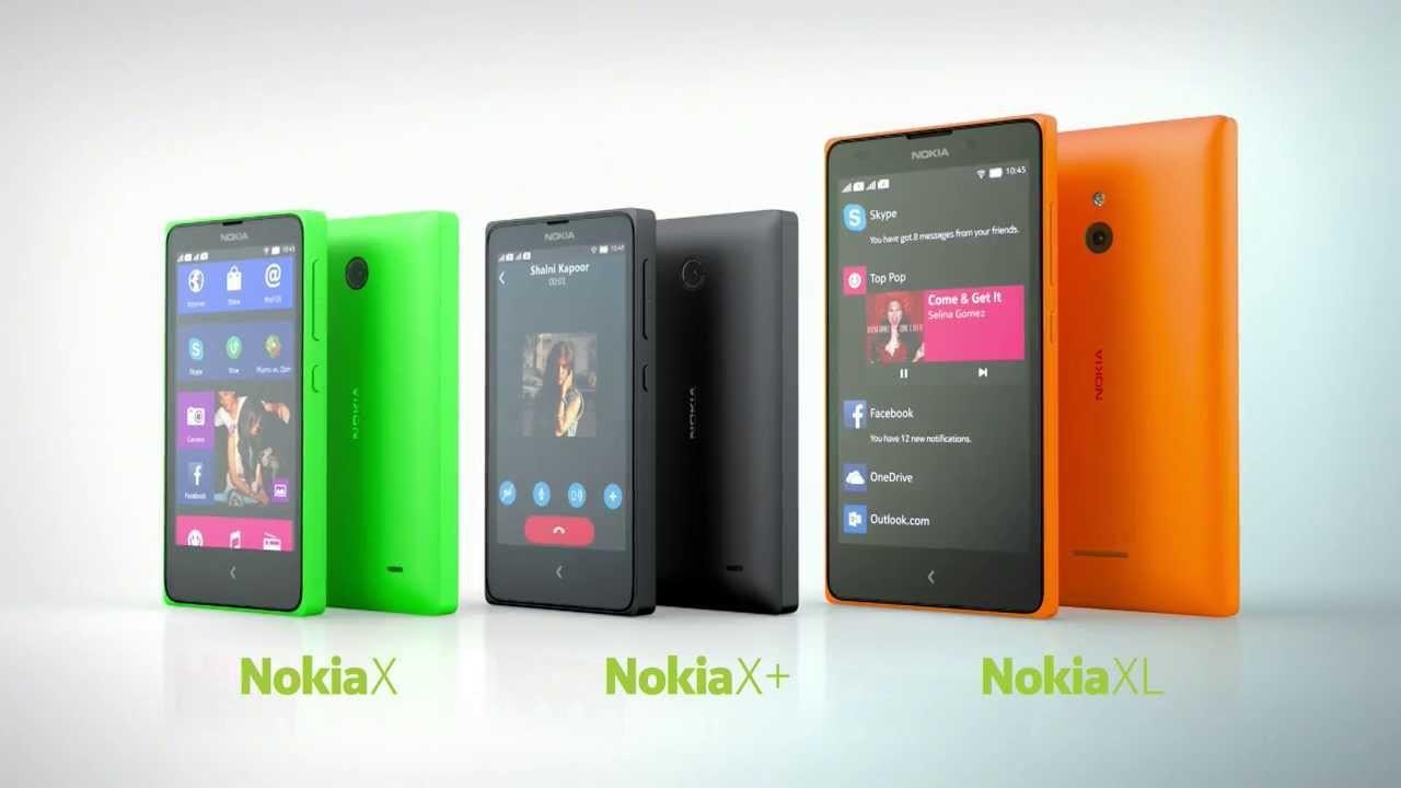 Foto de Nokia X (1/8)