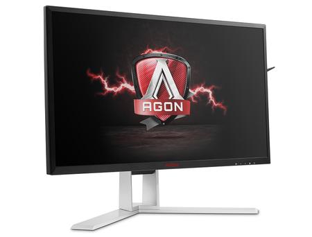El AOC AGON AG251FZ es otro monitor gamer que por fin da el salto y llega a las tiendas en España