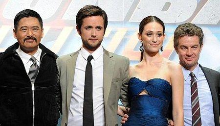 'Dragonball: Evolution', escenas de la película, que podría ser la primera de una trilogía