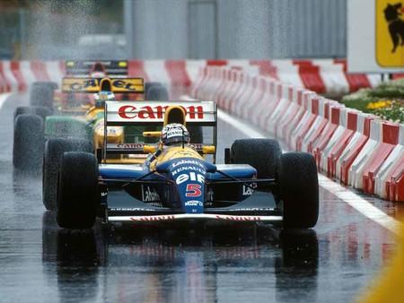 Vettel Williams F1 1992