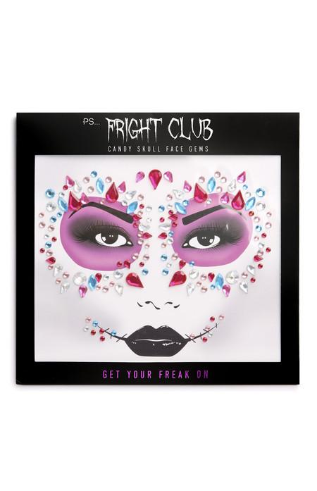 Kimball 3278101 Halloween Face Gems Pink Grade Uk H Ne C Wk 51 Gbp2 Eur3