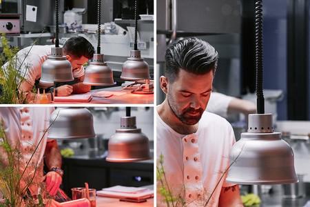 Javier Del Blanco Chef Lav