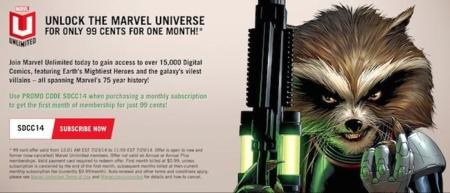 Marvel hace una súper oferta en su subscripción mensual hasta el próximo 29 de julio