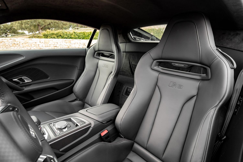Foto de Audi R8 2019, toma de contacto (65/188)