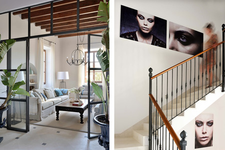 Hotel Salon Staircase