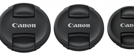 Tapa Canon de apertura frontal central