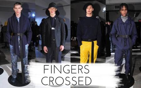 Fingers Crossed New York Fashion Week Trendencias Hombre