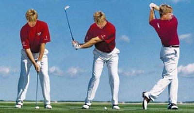 Golf, deporte placentero y completo