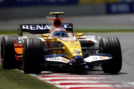 Nelsinho Piquet, ¡el más rápido en Magny Cours!