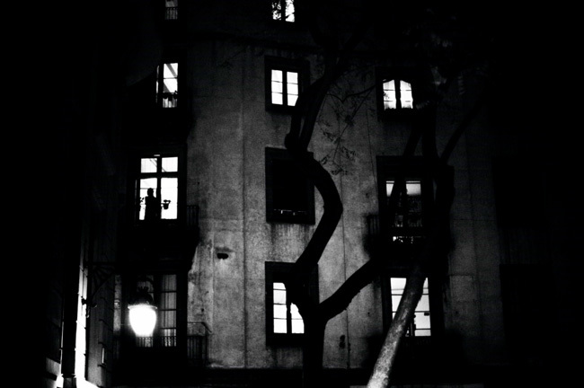 Calles nocturnas