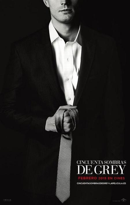 Nuevo cartel de Jamie Dornan como Christian Grey
