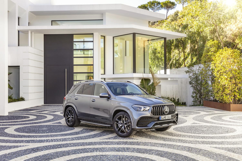Foto de Mercedes-AMG GLE 53 4MATIC+ 2019 (25/44)