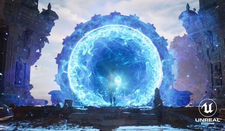 Esta es la potencia gráfica del nuevo Unreal Engine 5 en Playstation 5: así serán los gráficos de la próxima generación