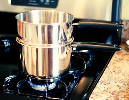 Métodos de cocción sin grasa