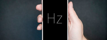 What are the hertz or Hz of a screen, one of the cornerstones of mobile gaming