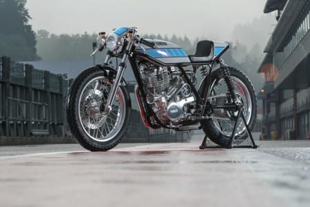 Yamaha Sr400 Krugger 2