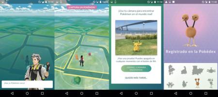 Pokémon Go, primeras impresiones: toca recorrer calles si quieres ser el mejor entrenador Pokémon