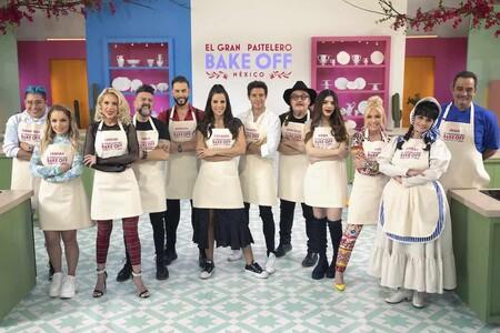 El chef Benito Molina regresa a la tele con el gran pastelero Bake off México: la primera producción mexicana de HBO Max
