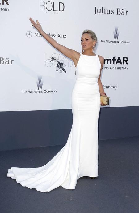 La alfombra roja de la Gala amfAR 2013 de Cannes, las celebrities no se nos pierden una