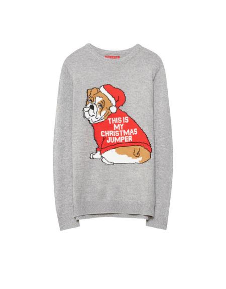 Jerseys Y Sudaderas Super Cool Para La Navidad Trendencias Hombre