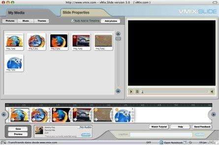 vMix-editor de slideshow