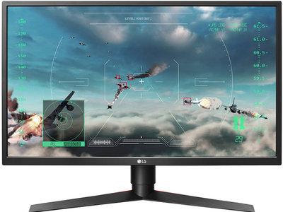 LG presenta el 27GK750F-B, un monitor para jugones con tasa de refresco de hasta 240 Hz