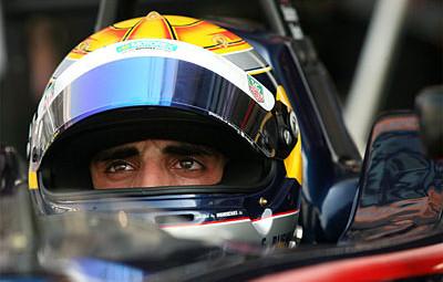 Sebastien Buemi, nuevo piloto reserva de Red Bull