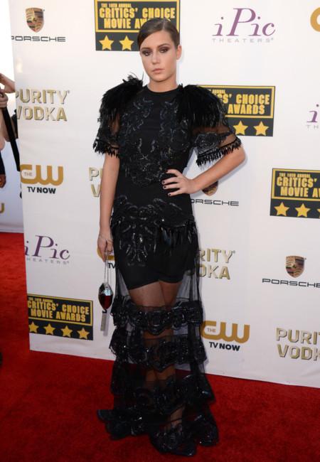Adele Exarchopoulos Critics Choice Awards 2014