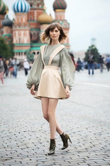 Anya Ziourova, la última fashion insider que colabora con Jimmy Choo