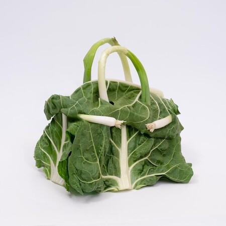 bolso birkin de hermes con verduras