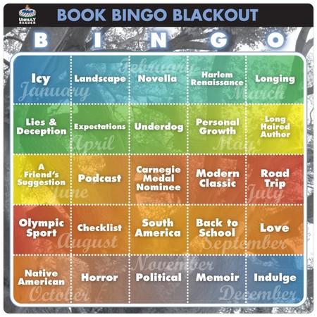 Bingo Card Print 2020