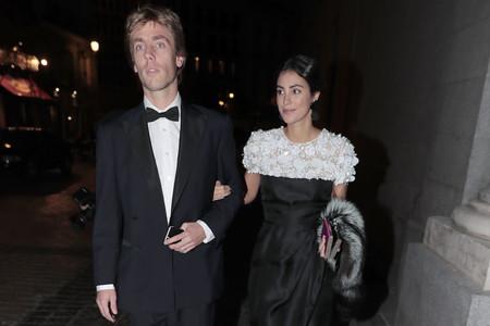 Así es el vestido de más de 7.000 euros firmado por Carolina Herrera que lució Sassa de Osma en la Gala Anual del Teatro Real