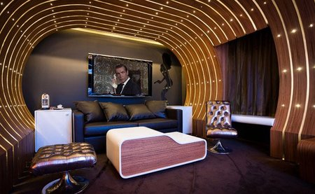 Suite 007 hotel seven - vista general
