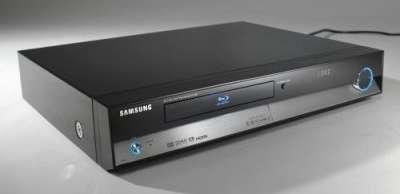 Samsung y su lector de Blu-Ray de salón
