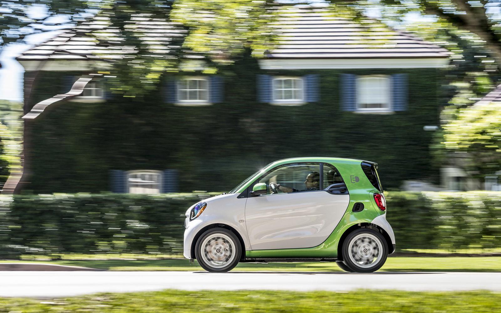 Foto de smart fortwo Electric Drive, toma de contacto (97/313)