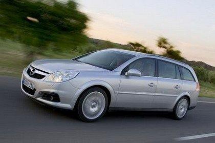 Renovación del Opel Vectra SW