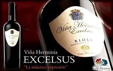 Excelsus 2004 de Bodegas Viña Herminia