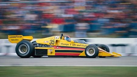 Heyer F1 Hockenheim 1977