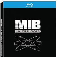 Trilogía Men In Black, en Blu-ray, por 9,84 euros en Amazon